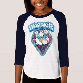 Wunder-Frauen-Kriegers-Grafik T-Shirt