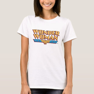 Wunder-Frauen-Logo 2 T-Shirt