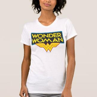 Wunder-Frauen-Logo 3 T-Shirt