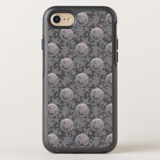 Wunder-Frauen-Schild-Muster OtterBox Symmetry iPhone 8/7 Hülle