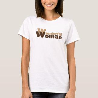 Wunderbare Frau T-Shirt
