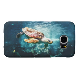 Wunderbare Meeresschildkröte-Unterwasserleben
