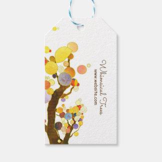 Wunderlicher Fall-Umbau des Baum-Geschäfts-Preis-| Geschenkanhänger