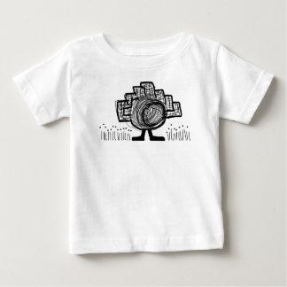Wundernde Stadt Baby T-shirt