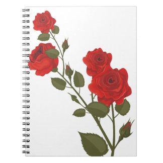 Wüsten-Rose Notizblock