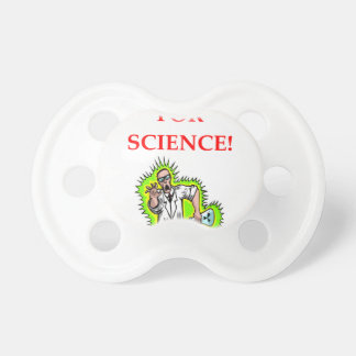 wütender Wissenschaftler Schnuller