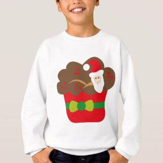 XmasCupcake2 Sweatshirt