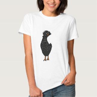 XX flippiges polnisches Huhn T-Shirt