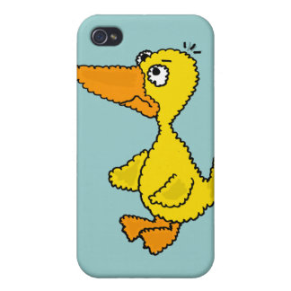 XX unglaublich witzig Enten-Cartoon iPhone 4 Hüllen