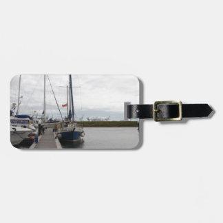 Yacht Francesca Kofferanhänger