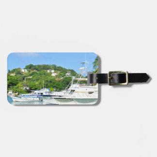 Yacht Gepäckanhänger