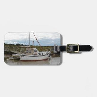 Yacht Quintas bei Southwold Gepäckanhänger