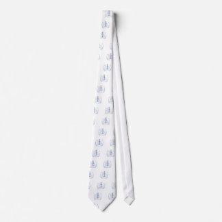 Yacht-Verein-laufendes Trophäe-Schalen-Zeichnen Krawatten