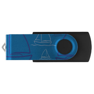 Yachtmuster USB Stick