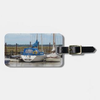 YachtNereides Gepäckanhänger