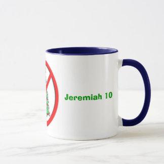 YahSpace Jeremias 10 Tasse