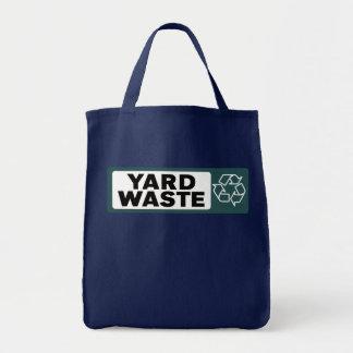 Yard-Abfall-Supermarkt-Tasche Tragetasche