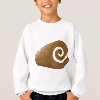 Yay für Farbschokoladen-Klotz Sweatshirt