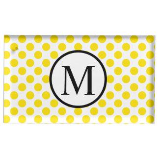 YellowPolkaDots Tischkartenhalter