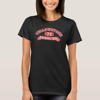 Yellowstone Nationalpark Wyoming athletisch T-Shirt