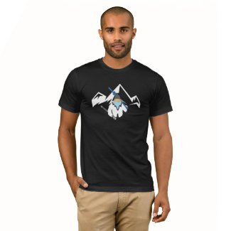 Yetigoesskiing T-Shirt