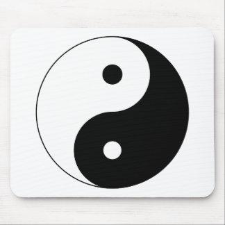 Yin Yang Mauspad