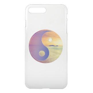 Yin Yang Strand iPhone 7 Plus Hülle