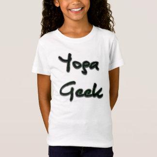 Yoga-Aussenseiter-Grün T-Shirt