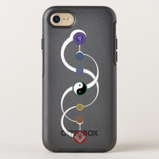 Yoga Chakra System, iPhone Fall OtterBox Symmetry iPhone 8/7 Hülle
