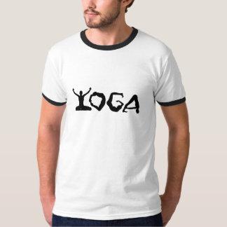 Yoga-Silhouetten T-Shirt