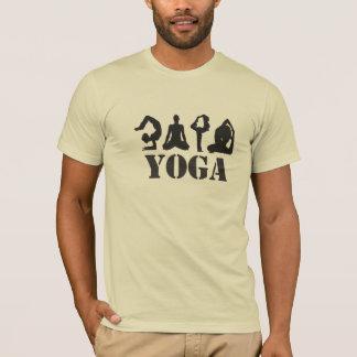 Yoga-T - Shirt für Männer