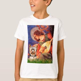 Yorkshire Terrier 17 - Mandolinen-Engel T-Shirt