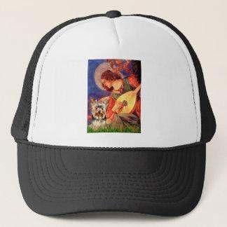 Yorkshire Terrier 17 - Mandolinen-Engel Truckerkappe