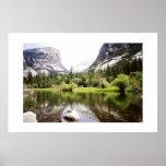 Yosemite-Mirror See Plakatdrucke