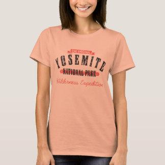 """Yosemite Nationalpark """"das ursprüngliche"""" T-Shirt"""