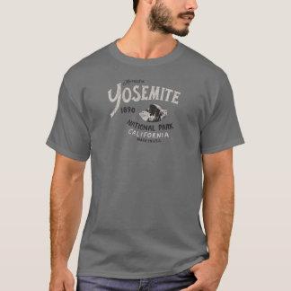 Yosemite Nationalpark halbes T-Shirt