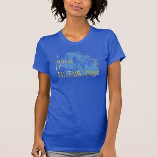"""Yosemite Nationalpark """"ich machte es zum Spitzen """" T-Shirt"""