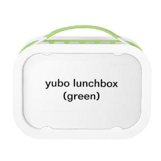 yubo Lunchbox (Grün)