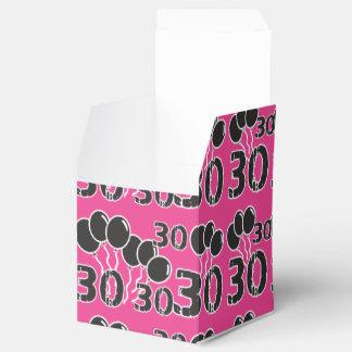ZACKEN Sie 30. Geburtstags-Gastgeschenk-Kasten - Geschenkschachtel