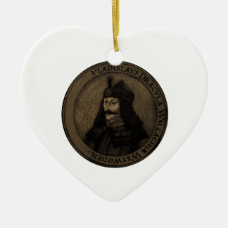 Zählung Vlad Dracula Keramik Ornament