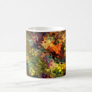 Zählung von Segen-moderner Kunst Tasse