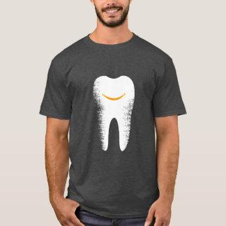 Zahnarzt-Hygieniker-Zahn-Lächeln zahnmedizinisch T-Shirt