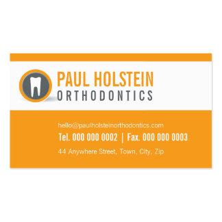 Visitenkarten für Zahnärzte