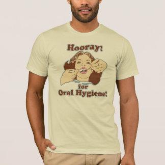 Zahnarzt-zahnmedizinisches berufliches T-Shirt
