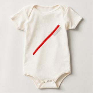 Zahnbürste Baby Strampler