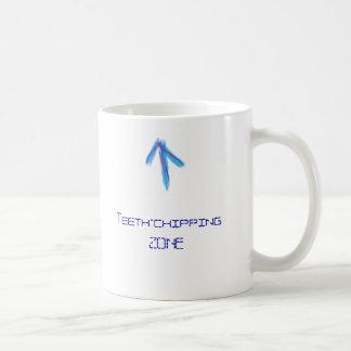 Zähne-chippingZONE Kaffeetasse