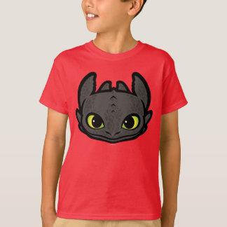 Zahnlos Hauptikone T-Shirt