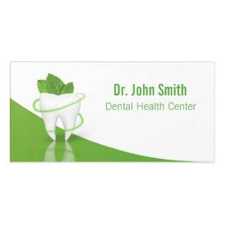 Zahnmedizinischer medizinischer tadelloser türschild
