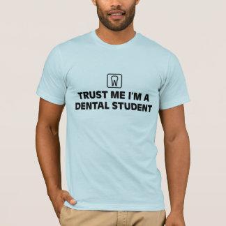 Zahnmedizinischer Student T-Shirt