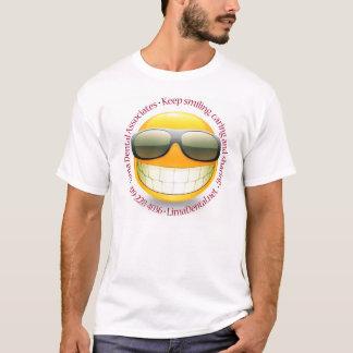 Zahnmedizinisches aus Lima - Hände für Haiti T-Shirt